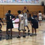 Boys JV Basketball Beat Morse