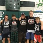 Three Falcons Qualify For Wrestling Masters Tournament