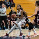Girls Basketball Beat Rancho Bueno Vista In First Round Of CIF D1 Playoffs