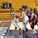 Girls Basketball vs. Rancho Bueno Vista - CIF Playoffs Round 1 - Album 2