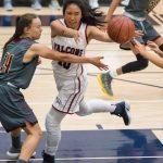 Girls Basketball vs. Bishops- CIF D1 Quarter Finals