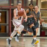 Macie Kinne - CIFSDS All Freshman Basketball Team
