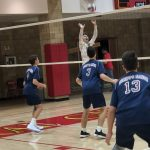 JV Boys Volleyball Fall To Cathedral Catholic