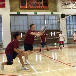 JV2 Boys Volleyball Beat Cathedral Catholic In Great Match