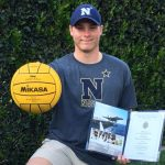 Senior Carson Miller Heading For The US Naval Academy