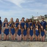 Girls JV Swim / Dive Team Picture