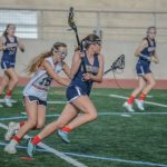 Girls JV Lacrosse Beats La Jolla On The Road