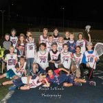 Scripps Ranch Youth Lacrosse Players Represent At Boys Varsity Game
