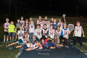 Youth Lacrosse Night At SRHS 2018