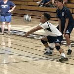Boys JV1 Volleyball Fall To Point Loma