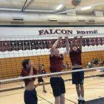 JV2 Boys Volleyball vs. Point Loma