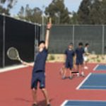 JV Boys Tennis Lose Close Match To La Jolla