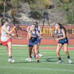Girls JV Lacrosse Beats Cathedral Catholic