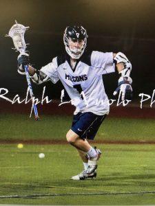 Senior Joey Tudor – Varsity Lacrosse