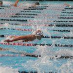 Girls Swim CIF Prelims 2018