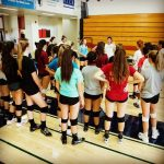 Falcon Volleyball Summer Camp 2018