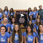 Girls Soccer - CIF D1 Champions 2018 - Banner Ceremony