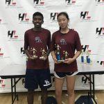 Badminton - Rookie Tournament 2018