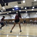 Badminton – 2018 Rookie Tournament