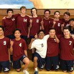 JV2 Boys Volleyball Beat Point Loma