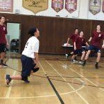 JV2 Boys Volleyball @ Point Loma
