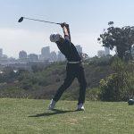 Freshman Ian Maspat Advances To City Conference Match Play Championships