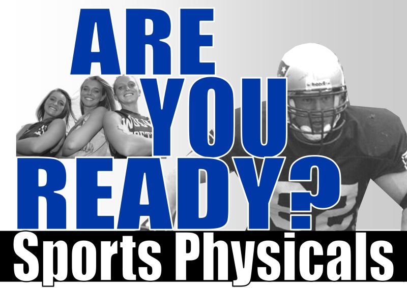 Sports Physicals Night Scheduled For June 14th