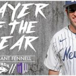 2014 Alumnus Grant Fennell Named 2018 Mountain West Baseball Player Of The Year