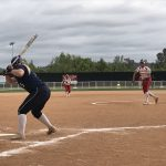 Softball Falls To Cathedral Catholic In CIF Open Semi-Finals