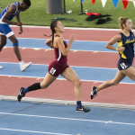 Julia Morales Takes 8th Place At Track / Field State Championships