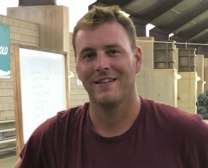 Chad Salley – New Boys Water Polo Head Coach