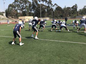 JV Football Scrimmage vs. Bonita Vista