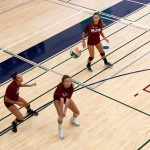 Girls Volleyball Scrimmage vs. Escondido And Francis Parker Pictures