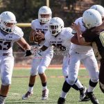 JV Football Beats Serra In Season Opener