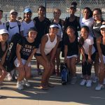 Girls JV Tennis Beats Patrick Henry In Season Opener