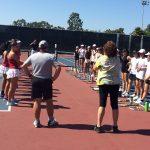 Girls Varsity Tennis vs. Patrick Henry