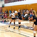 JV Girls Volleyball Falls To Rancho Bernardo
