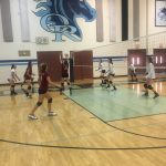 Girls Freshman / JV Volleyball Beat Otay Ranch