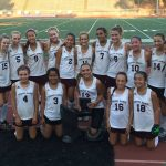 Scripps Ranch HS JV Field Hockey takes second in Serra tournament.
