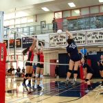 Girls JV Volleyball Falls To La Jolla
