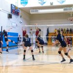 Girls JV Volleyball Fall To Our Lady Of Peace