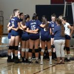 JV Girls Volleyball Beats University City