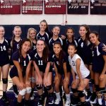 JV Girls Volleyball Beat Christian In Two
