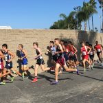 Cross Country - Dana Hills Invitational 2018