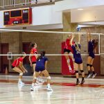 JV Girls Volleyball @ Cathedral Catholic