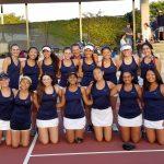 Varsity Girls Tennis Beat La Jolla