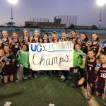 JV Field Hockey Wins Gold at UC Tournament