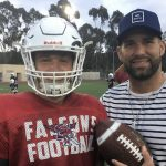 Chase Daniel Visits The Falcons