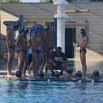 Varsity Boys Water Polo Beats University City On Senior Night