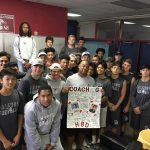 Happy Birthday Coach Gardinera